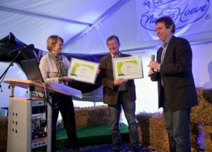 uitreiking SPN certificaten aan Natuurhoeve aangepast